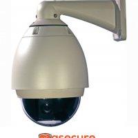 Cámara 560 líneas Zoom 444X WDR Real, Iris mecánico DM 659