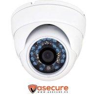 Cámara domo IP HD con infrarrojos DM H22