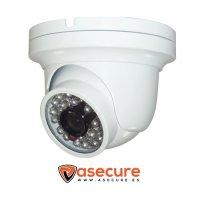 Cámara domo IP HD con infrarrojos DM H30