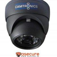 Cámara Domo FULL HD 24 Leds 3.6 mm HD 100 Camtronic