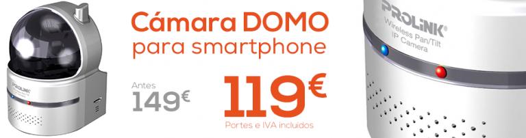 Cámara Domo para SmartPhone
