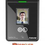 Control de acceso mediante reconocimiento facial FacePass Pro Anviz