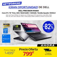 Dell Precision M4600 (Negro)