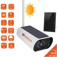 Cámara aSecure Solar+Batería+4G