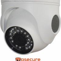 Cámara domo IP HD con infrarrojos DM H41