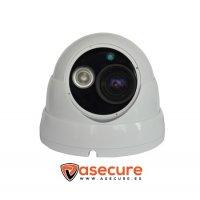 Cámara domo IP 720p con infrarrojos DM H43