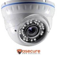 Cámara Domo HD SDI 1080p con infrarrojos HD 201 Camtronic