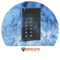 Controlador de Accesos con Teclado y Lector de Tarjetas Q3 Sebury