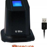 Lector de huellas con conexión USB U-BIO  Anviz