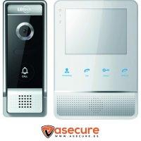 Vídeo intercomunicador IP WiFi para uso en exterior VP 27 W MON