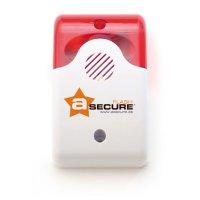 aSecure Flash | Sistema de Alarma con Sirena Luminosa