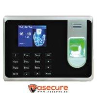 Control de Presencia por Huella Dactilar y Tarjeta RFID- 500 huellas A200G CAMTRONIC
