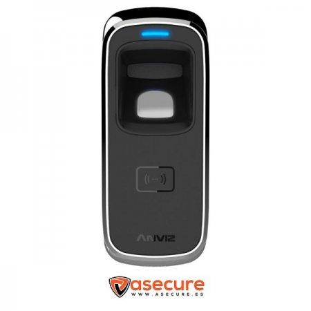Controlador exterior de la huella digital y lector de tarjetas M5 Anviz